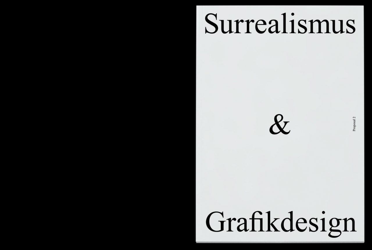 Studio Max Pietro Hoffmann Surrealism & Graphic Design