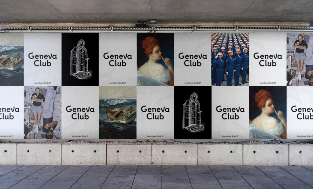 Studio Max Pietro Hoffmann Geneva Club